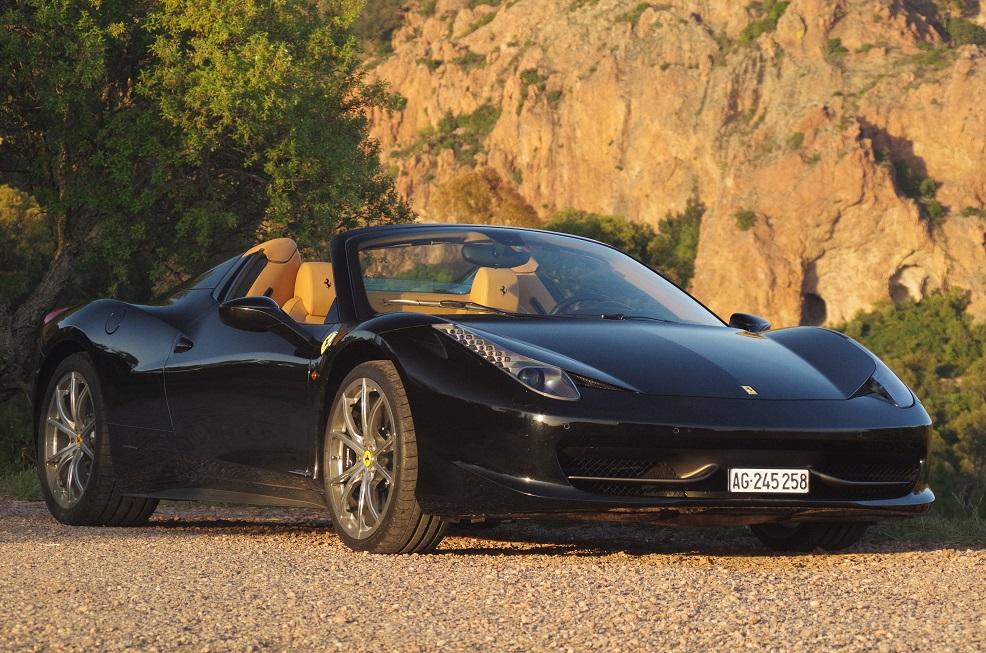 Ferrari For Sale In Switzerland