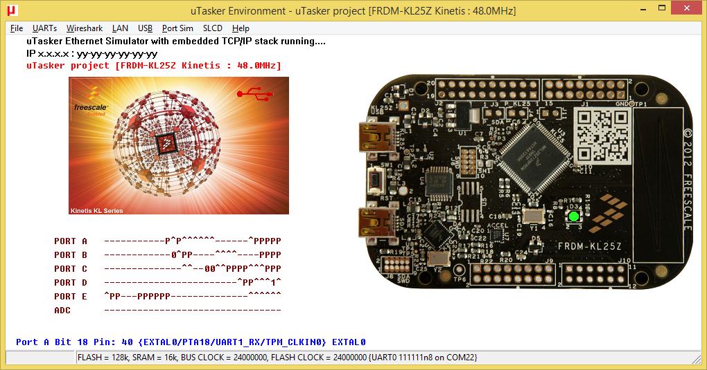 FRDM-KL25Z-Freescale-Semiconductor-Freescale